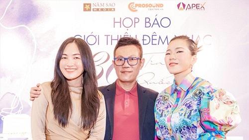 """Đêm nhạc """"Bình Yên"""" kỷ niệm 30 năm sáng tác của Nhạc sĩ Quốc Bảo"""