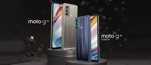 Motorola hé lộ các tính năng chính của Moto G60 và Moto G40 Fusion