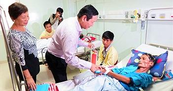FPT tiếp nối tâm nguyện của ông Nguyễn Bá Thanh với BV Ung thư Đà Nẵng