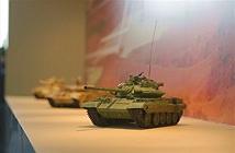 Nga giới thiệu mô hình xe tăng nâng cấp T-55AM tại Peru