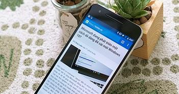 [Chia sẻ] Tính năng nhỏ mà hay của Chrome trên Android: swipe, reader mode, game khủng long...