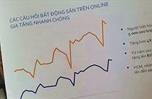 """Người Sài Gòn """"Google"""" về nhà đất nhiều nhất nước"""