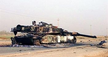 """Vì sao xe tăng Abrams Mỹ sống sót """"ngon"""" trong đô thị?"""