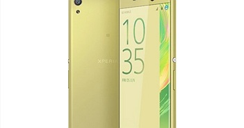 Sony ra mắt smartphone chuyên selfie Xperia XA Ultra