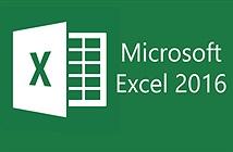 Tổng hợp phím tắt cho Microsoft Excel 2016-P2