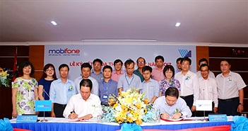 MobiFone ký thỏa thuận hợp tác với Đại học Quốc gia TP.HCM