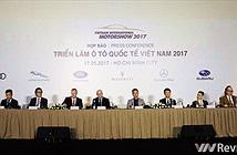 Triển lãm Ô tô quốc tế Việt Nam 2017 khai mạc vào 25/10, có 7 hãng xe tham dự