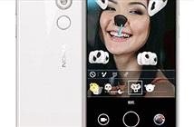 Cận cảnh Nokia X6 siêu hiện đại, đẹp chim sa cá lặn