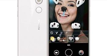 """Cận cảnh Nokia X6 siêu hiện đại, đẹp """"chim sa cá lặn"""""""