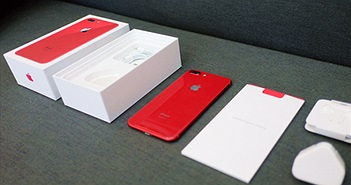 iPhone 8/8 Plus đỏ rớt giá, iPhone X giảm nhiệt tại VN