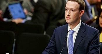 CEO Facebook tiếp tục ra điều trần trước Nghị viện châu Âu