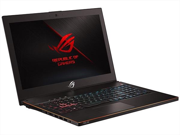 Laptop chuyên game siêu mỏng Asus ROG Zephyrus M GM501 giá từ 49,99 triệu đồng