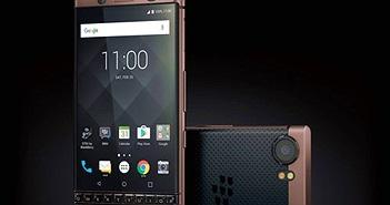 Blackberry KEYone Bronze Edition lên kệ Việt: màu sắc khác biệt, giá 16,5 triệu