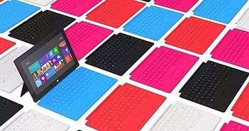 Microsoft tuyên chiến Apple iPad với Surface giá rẻ