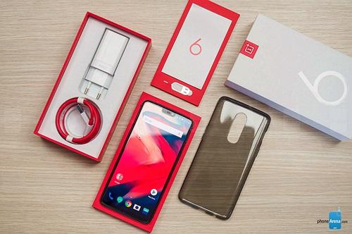 OnePlus 6 ra mắt: Snapdragon 845, 8GB RAM, 256GB ROM, giá từ 529 USD