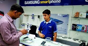 Samsung đang một mình cân 4 hãng smartphone Trung Quốc tại Ấn Độ