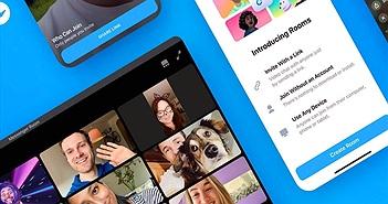 Facebook phát hành tính năng gọi video trực tuyến Messenger Rooms