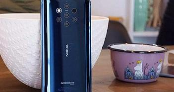 Nokia 9.3 PureView 5G: Camera ẩn dưới màn hình, quay video 8K