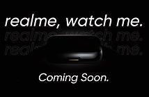 Smartwatch và TV thông minh đầu tiên của Realme ra mắt ngày 25/5