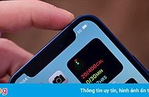 iPhone 13 sẽ có phần khuyết đỉnh nhỏ hơn