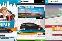 Uber phát hành...game cho lái xe