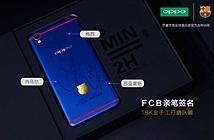 Điện thoại Oppo R9 FC Barcelona MSN Edition được trả giá 300 triệu