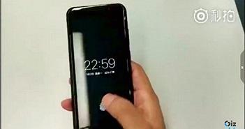 Vivo lộ smartphone đầu tiên có cảm biến vân tay ẩn dưới màn hình