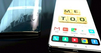 Smartphone khủng thế này, iPhone X thất thủ toàn tập