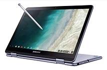 Samsung nâng cấp máy tính Chromebook Plus: thêm camera, vi xử lí Intel