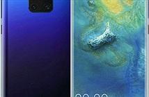 Đây chính là mặt trước Huawei Mate 30 Pro hay chỉ là ý tưởng?