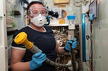 Trạm vũ trụ quốc tế ISS sẽ có nhà vệ sinh mới