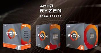 AMD ra mắt chip dòng Ryzen 3000XT trong bối cảnh Ryzen 4000 bị trì hoãn