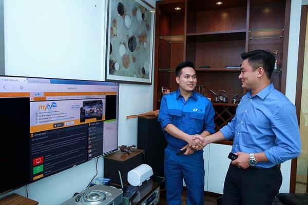 MyTV dành tặng hơn 2 tỷ đồng cho khách hàng đăng ký mới