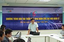 Gần 30 cán bộ quản lý được đào tạo triển khai IPv6