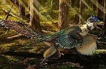Phát hiện loài khủng long ăn thịt mới có cánh như đại bàng