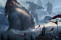 Thân phận bí ẩn của người khổng lồ trong cuốn sách ở biển Chết