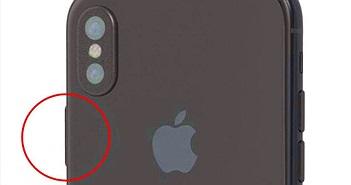 iPhone 8 tích hợp Touch ID dưới nút nguồn?