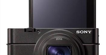 Máy ảnh compact giá 31 triệu đồng của Sony sắp bán ra tại Việt Nam