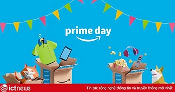Amazon Prime Day 2018: Tổng hợp các món hàng giảm giá hot nhất