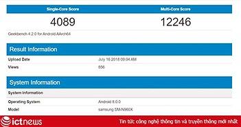 Chưa ra mắt, Note 9 đã phá kỷ lục smartphone mạnh nhất thế giới ?