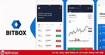 LINE cho ra mắt sàn giao dịch tiền ảo BITBOX