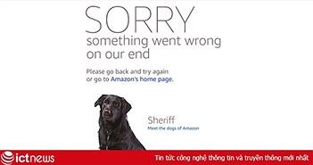 Website Amazon chết đi sống lại vì đợt sale khủng