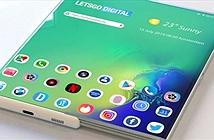 Samsung âm thầm phát triển smartphone dạng trượt lạ lẫm