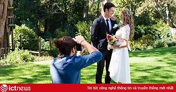 Ảnh chụp đám cưới bỗng thành thảm họa xóa phông vì sự hiện diện của chiếc iPhone tai hại