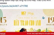 MV Hãy Trao Cho Anh đạt mốc 100 triệu views, Sơn Tùng M-TP vui quá viết caption chúc mừng... Em Của Ngày Hôm Qua