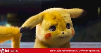 'Thám tử Pikachu' thành phim chuyển thể từ game thành công nhất