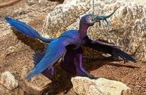Hóa thạch thằn lằn nguyên vẹn trong dạ dày khủng long 125 triệu năm tuổi