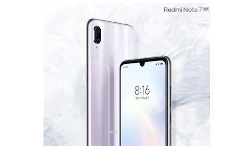 Redmi Note 7 có màu Trắng mới, đoán được tên sẽ giành được quà