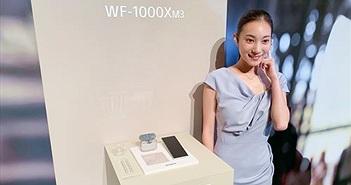 Tai nghe chống ồn thế hệ mới Sony WF-1000XM3 lần đầu trình diện tại quê nhà Nhật Bản