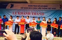 """VNPT xây dựng """"Điểm Internet thanh niên"""" tại Định Hóa"""